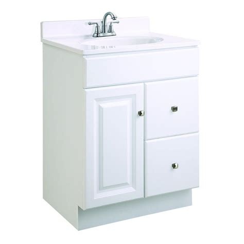 design house bathroom vanity design house wyndham 24 in w x 18 d unassembled vanity cozy bathroom room indpirations