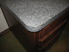 countertops with laminate wood edges hopson custom