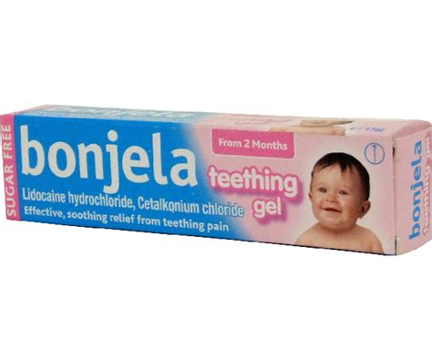 Bonjela Teething Gel bonjela teething gel 15g selles