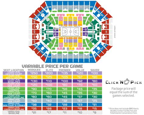 bucks seating chart bucks seating pictures to pin on pinsdaddy
