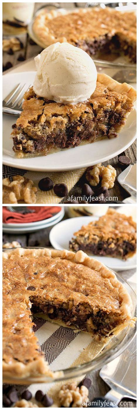 toll house chocolate chip pie 12 best images about pie on pinterest streusel topping pumpkin pies and cheesecake