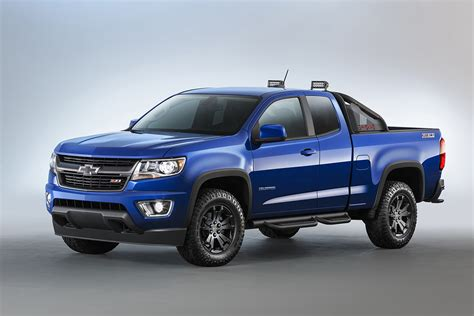 chevy colorado 2016 chevy colorado trail hiconsumption