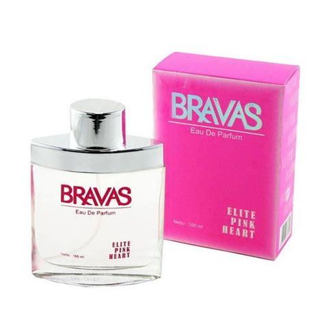 Parfum Bravas Elite Black parfum bravas elite pink original pusaka dunia