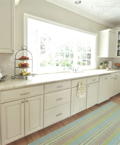 ivory colored kitchen cabinets spring touches kitchen faqs centsational girl