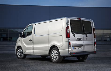 opel minivan all new opel vivaro van goes on sale in europe autoevolution