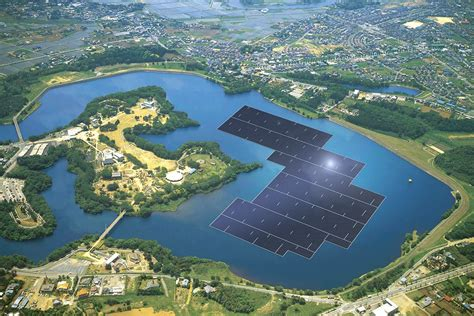 construction begins  worlds largest floating solar power plant
