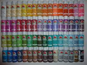 apple barrel paint colors apple barrel high quality acrylic paint lot 2 oz ebay