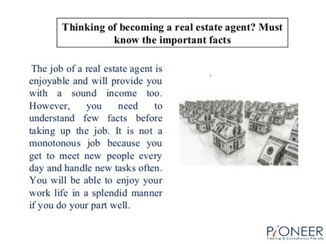 why you should become a real estate agent after university thinking of becoming a real estate agent must know the