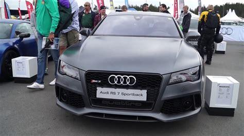 Matte Grey Audi Rs7 by 2014 Audi Rs7 Sportback Matte Grey