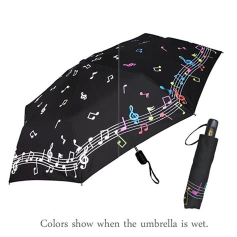 color changing umbrella color changing folding umbrella