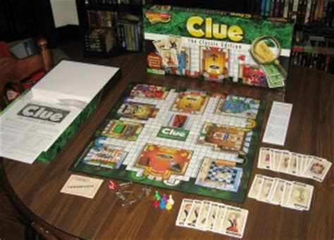 logic board games printable clue the classic edition dad s gaming addiction