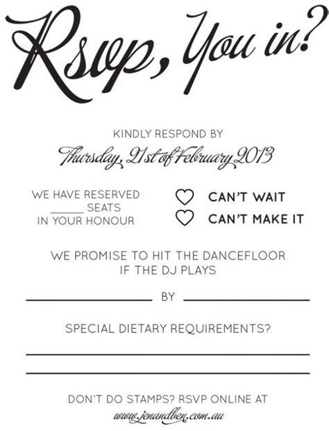 rsvp wording ideas  pinterest wedding invitation rsvp wording wedding invitation