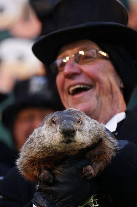 groundhog day in groundhog day in punxsutawney