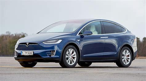 Tesla X Autobild tesla model x autobild de