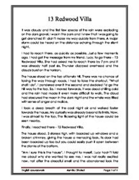 Description Of A Haunted House Essay by Help Writing Narrative Essays Stonewall Services