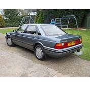 1988 ROVER STERLING 827 Auto PRICE LOWERED SOLD  Car