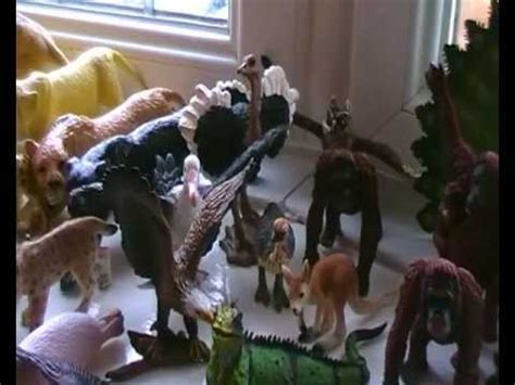 sons schleich papo aaa wild zoo toy animal