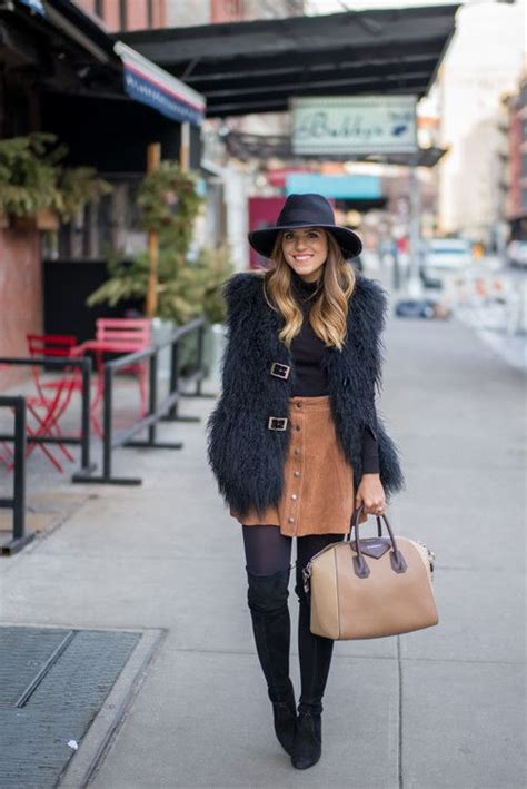 7 Ways To Wear The Utility Trend by 20 Best Ideas About Brown Skirt On
