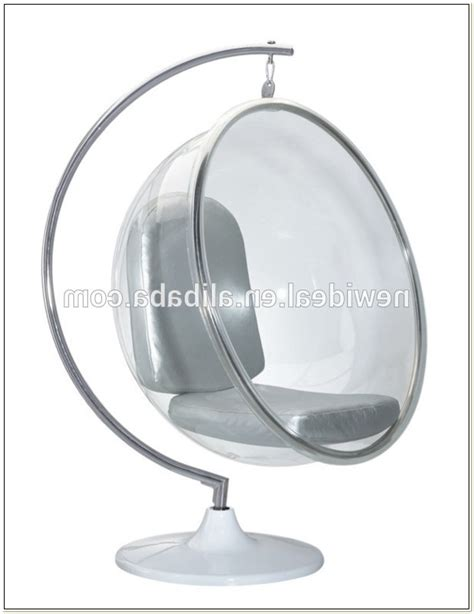 clear egg shaped chair clear egg chair home design ideas and pictures