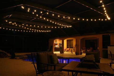 pool deck lighting ideas 8 best lanai lighting images on pinterest