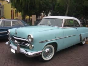 Langford Ford Ford Crestline 1952