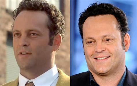 Jen Vince On Again by Vince Vaughn Wes Mantooth Anchorman The Legend Of