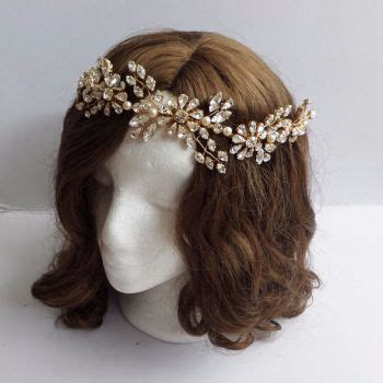 Vintage Wedding Hair Vines by Vintage Bridal Hair Combs And Vintage Bridal Hair Vines