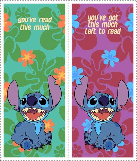 printable bookmarks disney 227 best lilo stitch printables images on pinterest
