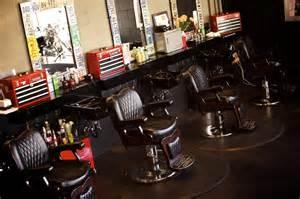 Outlaw barber shop custom workstations yelp