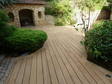 terrasse a bardage bois ext 233 rieur am 233 nagement ext 233 rieur bois