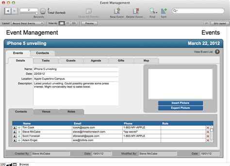 create login layout filemaker filemaker go brings filemaker databases to ios tidbits