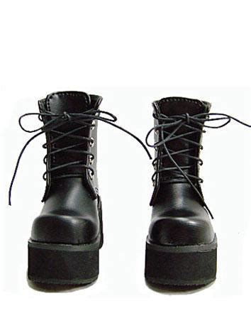 list of jointed doll brands bjd shoes black boots 8233 for 70cm size jointed doll