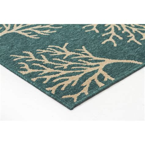 outdoor rug turquoise kakadu turquoise indoor outdoor rug temple webster