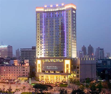 Southwestern Houses chengdu wanda sofitel hotel wanda group