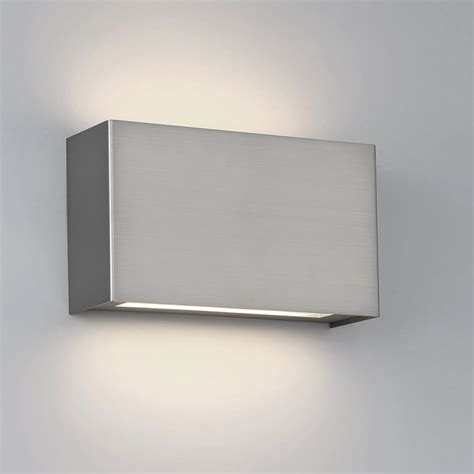 Low Profile Wall Sconce Low Profile Wall Sconce Blok Wac Lighting Co Blumuh Design