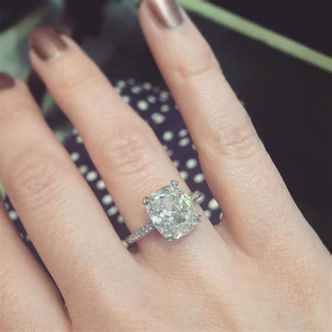 what does your engagement ring look like we adore