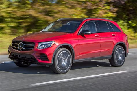mercedes jeep 2016 red used 2016 mercedes benz glc class suv pricing for sale