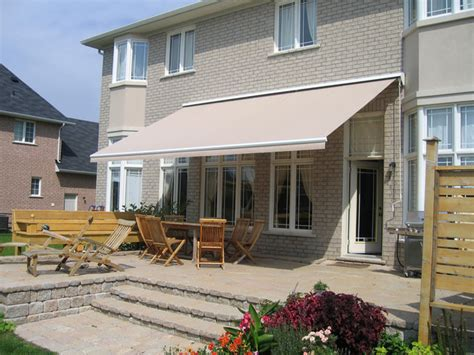 Rolltec Awnings by Solid Colour Awning Deck