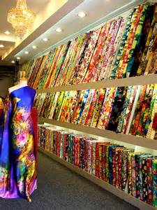 Fabric Stores Photo