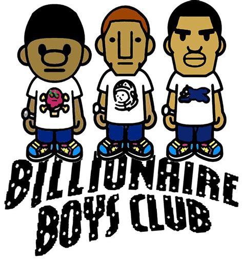 Billionaire Boys Club Sticker