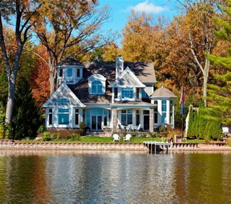 20 amazing lake houses style motivation