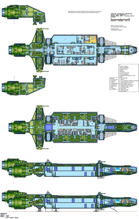 Free Floor Plan Generator yz 775 a silverhawk internal by xraiderv1 on deviantart
