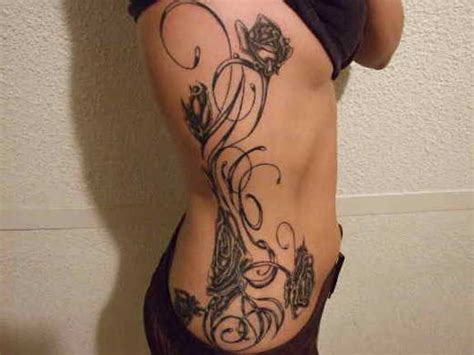 rib cage tribal tattoos 23 interesting tribal rib tattoos and designs