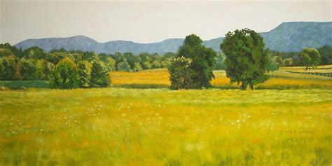 Landscape Artwork For Sale Landscape Print Painting For Sale Fields Painting
