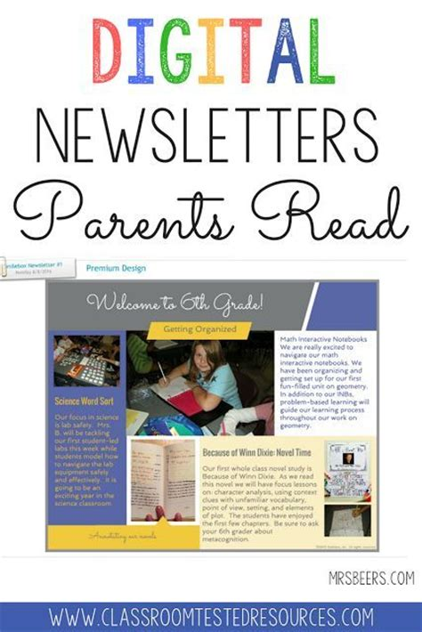 themes for college newsletter best 25 school newsletters ideas on pinterest monthly