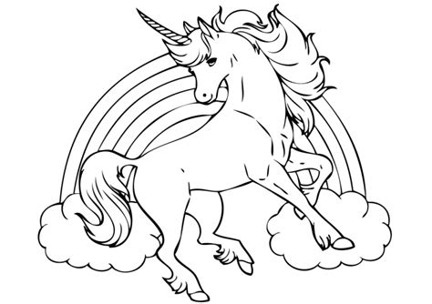 black and white coloring pages of unicorns unicorn coloring pages to print coloring pages kids