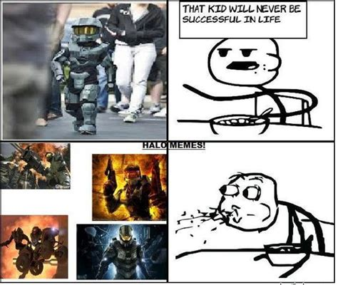 Funny Halo Memes - halo meme master chief halo pinterest halo photos
