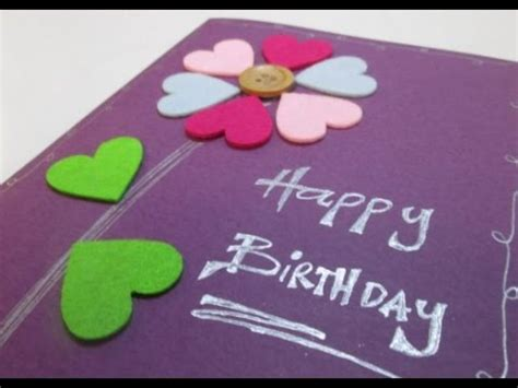 how to make the birthday card diy 56 birthday gift card