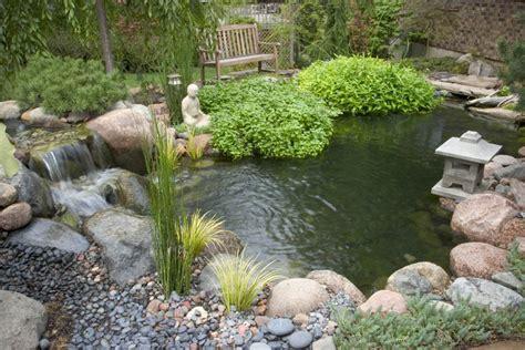 Aquascape Your Landscape: Small Ponds Pack a Punch