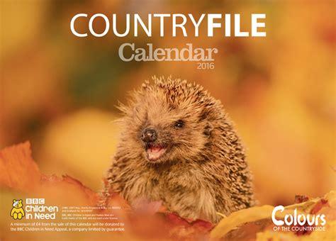 Countryfile Calendar Purchase Countryfile Calendar 2016